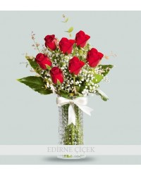 Masum Sevda Kırmızı Güller